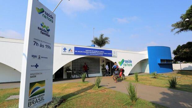 Campo Grande ganha terceira Clínica da Família no Iracy Coelho