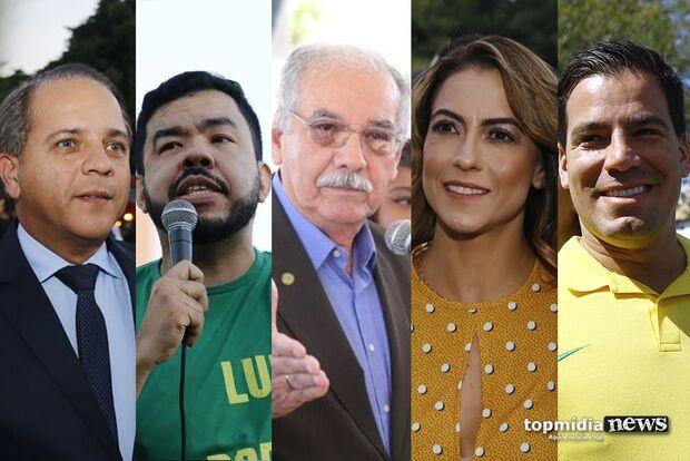 Impulsionado por Bolsonaro, PSL mais que dobra filiados em Mato Grosso do Sul