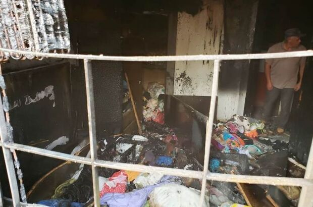 Carregador de celular na tomada pode ter causado incêndio em Deodápolis