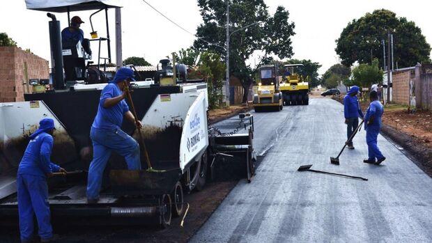 Prefeitura lança licitação da etapa A da pavimentação do Residencial Barra Tijuca
