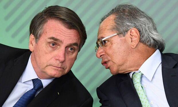 No Twitter, Bolsonaro descarta recriação de CPMF e aumento de tributos