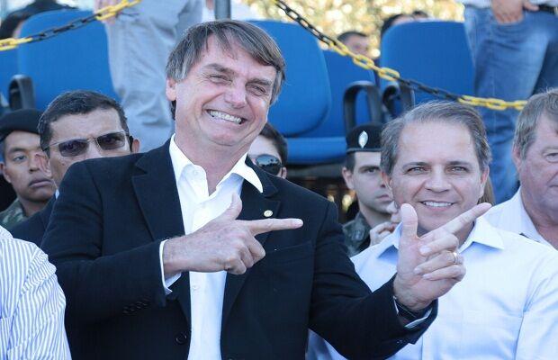 Projeto concede título de cidadão sul-mato-grossense para Bolsonaro