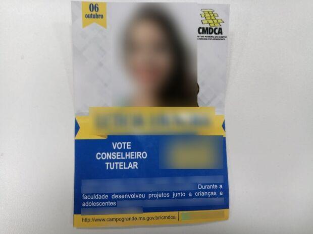 Eleição para Conselho Tutelar tem 8 candidatos por vaga e rende até memes em Campo Grande