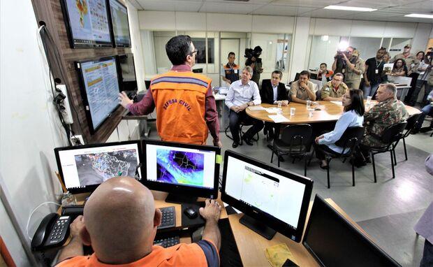 Governo decreta situação de emergência por causa das queimadas em Mato Grosso do Sul