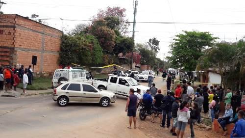 Grupo armado mata policial e resgata chefe de facção brasileira no Paraguai