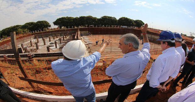 Governador assina neste sábado contrato de R$ 119 milhões para obras de saneamento