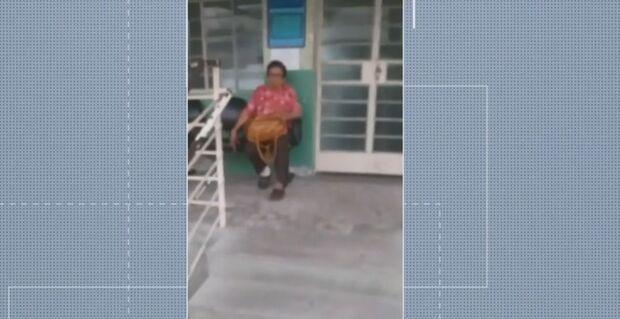 Funcionários esquecem e trancam idosa dentro de posto de saúde