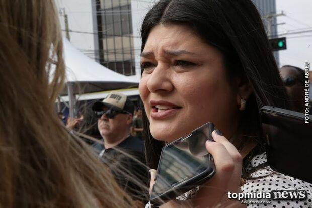 Resolução que pode frustrar pacto do PSDB com Marquinhos anima deputada Rose