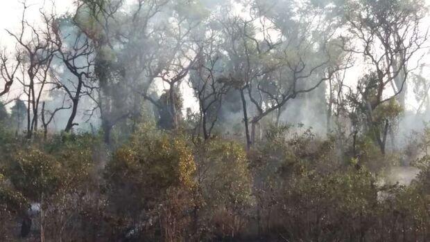 Incêndio destrói parte de reserva indígena no sul de MS