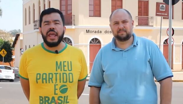 VÍDEO: Trutis e empresário oferecem R$ 100 mil para informações de aliados de Adélio Bispo