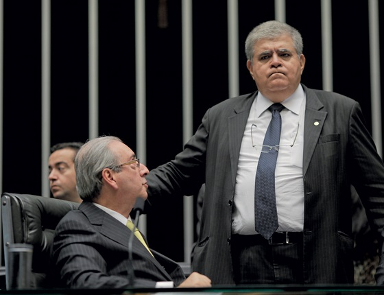 ZOAÇÃO: procurador do MPF diz que Marun sentia 'amor' por Eduardo Cunha