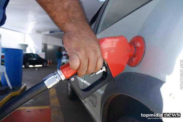 Preço da gasolina sobe e campo-grandense paga até R$ 4,09 pelo litro