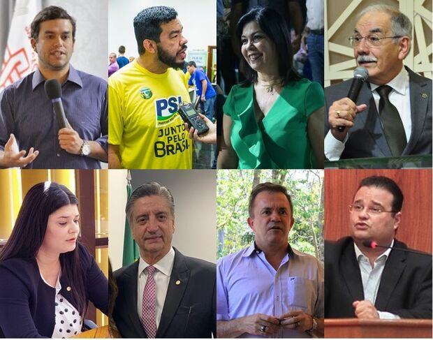 Em oito meses: deputados de MS utilizaram quase R$ 2 milhões de cota parlamentar