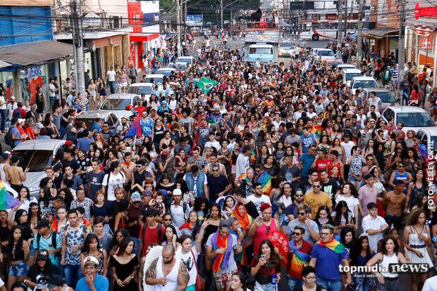 Mesmo com pouca grana, Parada LGBT de Campo Grande ganha data para acontecer