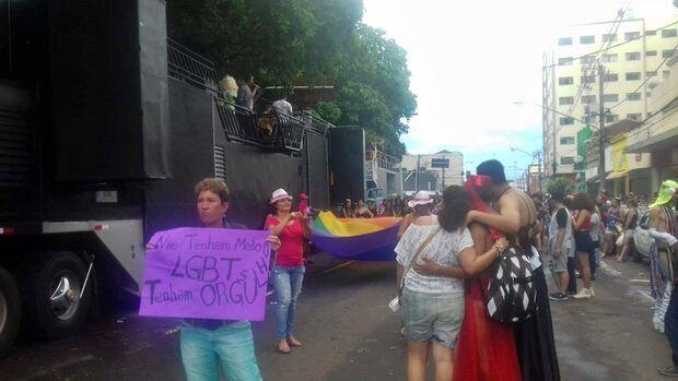 Parada da Diversidade em Campo Grande escolhe o tema: 'LGBTfobia é crime sim'