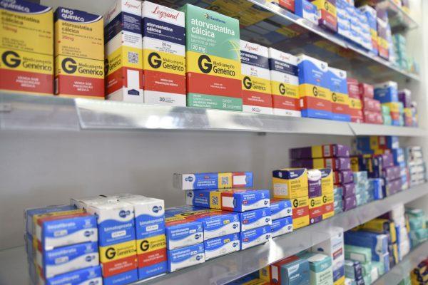 Paciente cardiopata não consegue pegar remédio por falta de estoque na Casa da Saúde