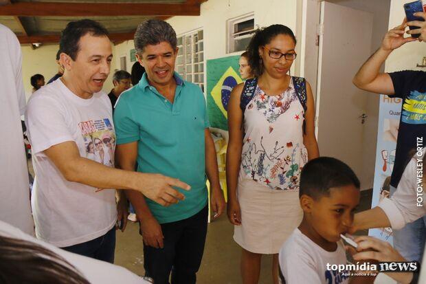 Estado mais Justo: 3ª edição de ação social leva saúde, lazer e cultura às Moreninhas