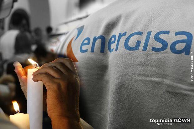 Temporal provoca apagão de energia em vários bairros da Capital