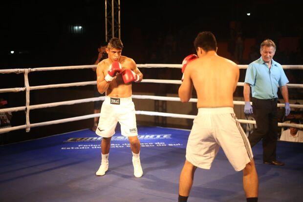 Com presença do lutador Popó, Campo Grande vai sediar campeonato de boxe das estrelas