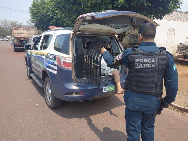 Homem sequestra a própria filha em Rondônia e é preso em MS