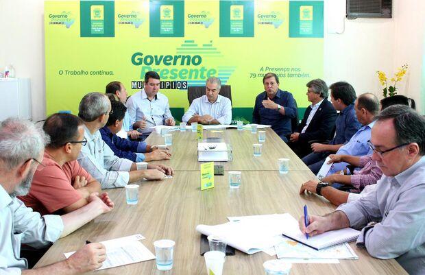 Governo Presente: infraestrutura, saúde e educação são as principais demandas dos prefeitos