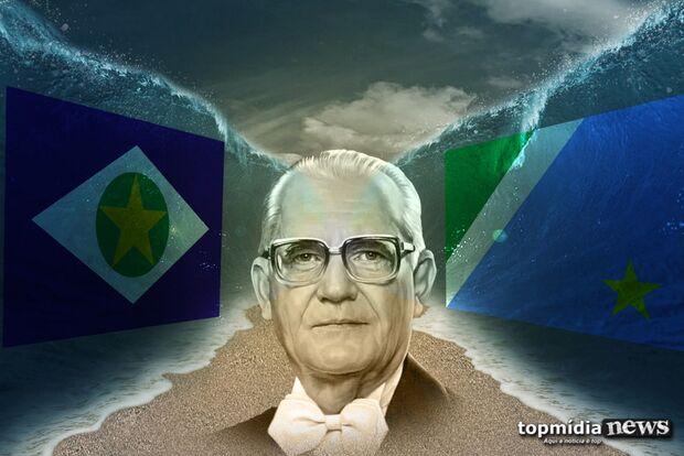 Criação de Mato Grosso do Sul ou Divisão do Estado, como você lembra o Dia 11 de outubro?