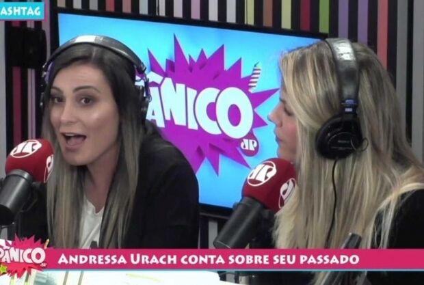 Não é mole não: Andressa Urach revela que já dormiu com sete homens em um único dia