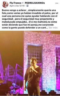 Eduardo Costa protagoniza cenas lamentáveis em show na fronteira e público detona