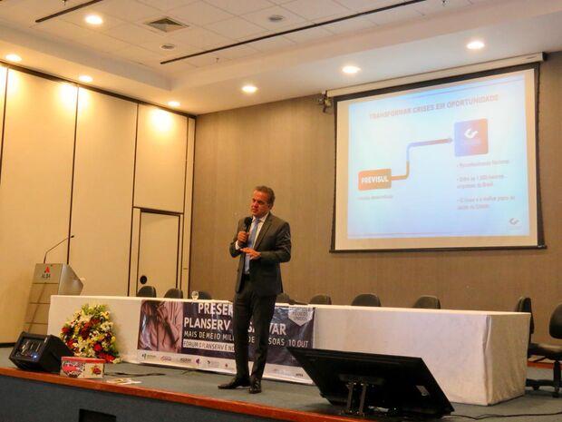Modelo de gestão da Cassems é referência para servidores públicos da Bahia