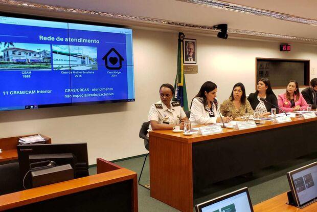 Combate à violência contra a mulher depende da conscientização e atuação dos órgãos públicos