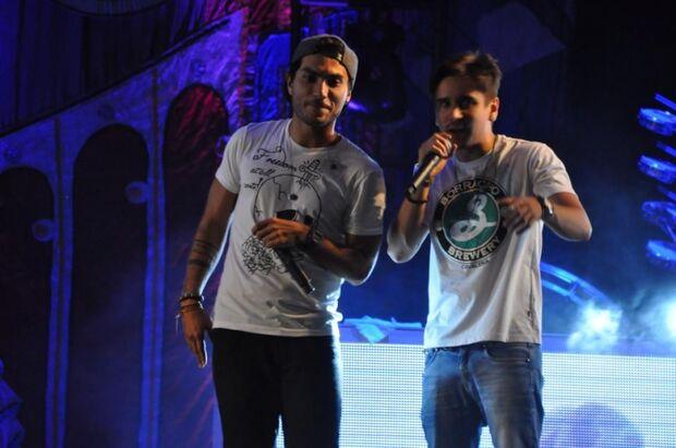 Bruninho e Davi encerram contrato com produtora de Campo Grande