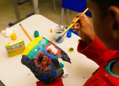 Centro Cultural realiza Semana da Criança com oficinas, brincadeiras e cinema