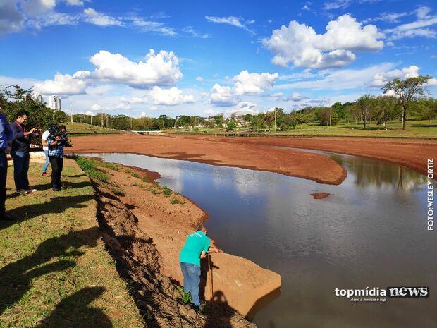 Lago volta a encher e Parque das Nações é reaberto ao público após 1ª etapa de obras