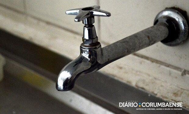 'CALOR DEMAIX': cabo se rompe e deixa Corumbá sem água até sábado