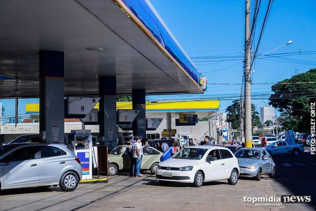 AGORA COMPENSA: redução de imposto faz etanol ficar mais barato em MS