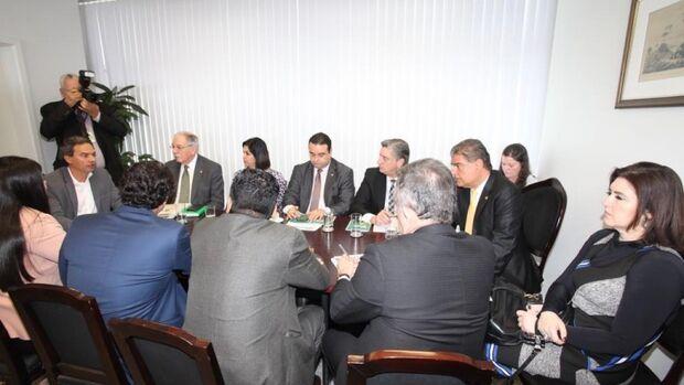 Bancada federal vai destinar R$ 90 milhões para Campo Grande, diz prefeito