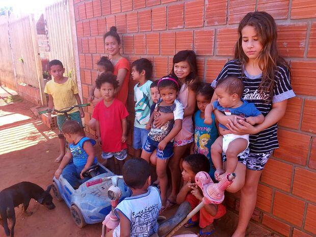 Edilene prepara 1ª festa para crianças e quer ajuda para fazer bonito no Jardim Panorama