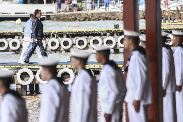 Marinha abre inscrições para processo seletivo em Ladário