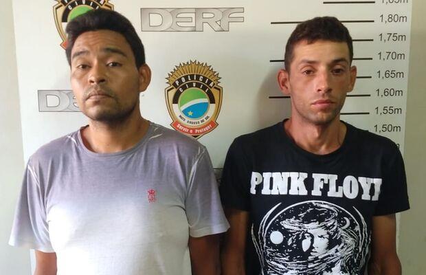 Derf prende 'quem furtou' e 'quem comprou' objetos de casa no Jardim Paulista