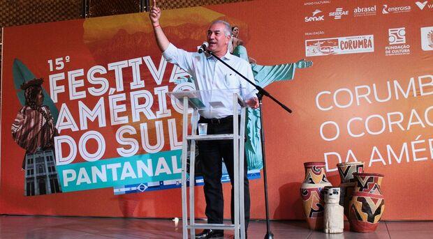 Festival América do Sul Pantanal vai movimentar R$ 18 milhões em Corumbá