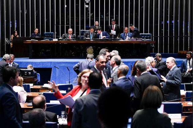 Por 60 a 19, Senado aprova texto-base da Reforma da Previdência