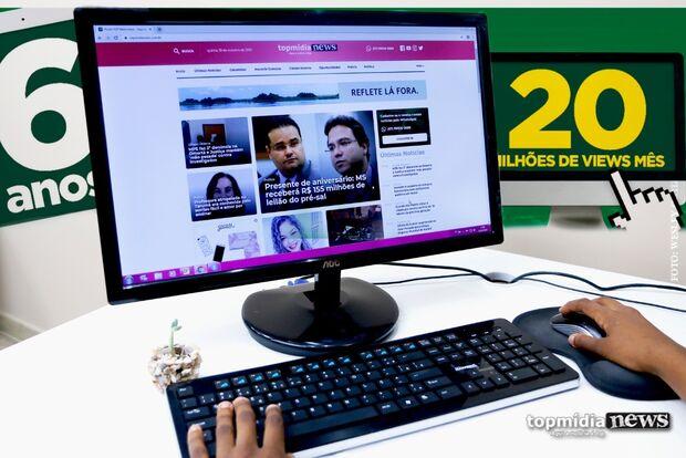 ANIVERSÁRIO TOPMÍDIANEWS: confira as notícias mais lidas nos 6 anos do portal
