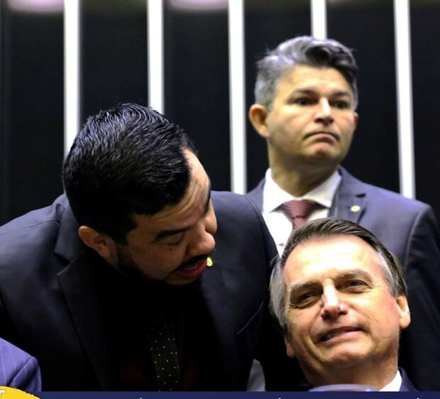 Após confusão e vazamentos, Trutis defende Bolsonaro e tenta ficar longe da guerra no PSL