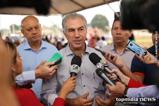 MS completa 42 anos e governador comemora crescimento em cenário de crise
