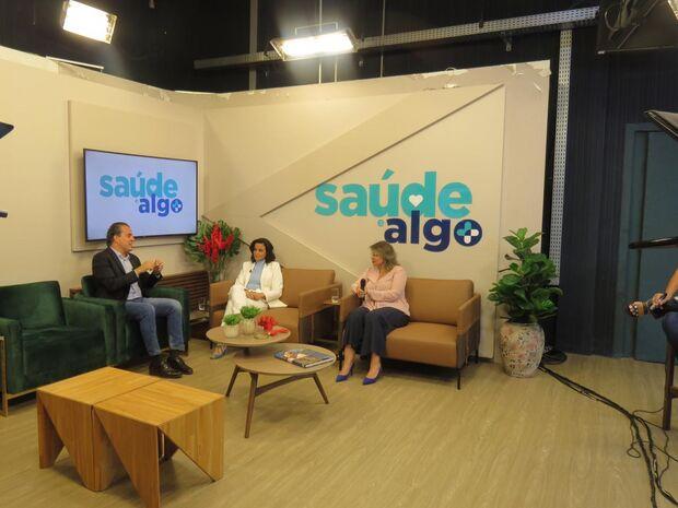 Cardiologista Ricardo Ayache estreia programa Saúde e Algo + na TVI Band