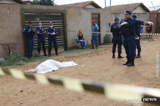 Jovem é assassinado a tiros no Portal Caiobá