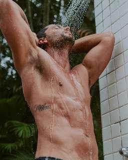Ex-namorado de Madonna, Jesus Luz visita Mato Grosso do Sul