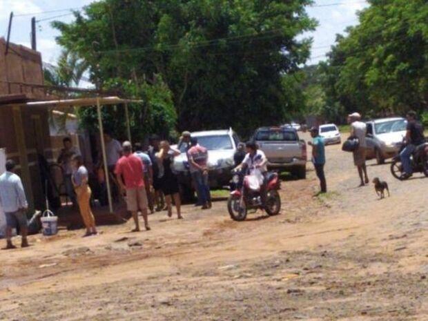 Homens são executados com tiros de fuzil em Capitan Bado