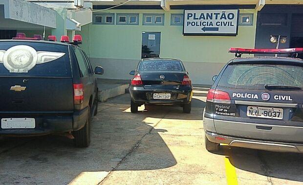 Cães e cavalo provocam dois acidentes em Paranaíba