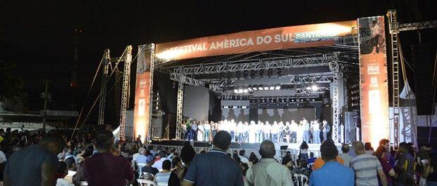 Festival transforma Corumbá na capital cultural da América do Sul